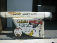 Cabela's Heavy Duty Electric Game Hoist