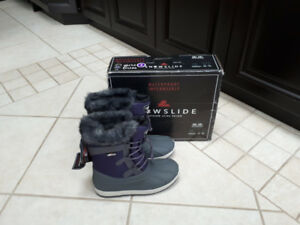 Brand New Winter Boots, size 3