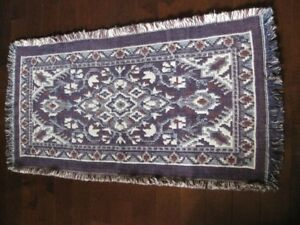 NEW Purple Accent/Scatter Rug/Mat