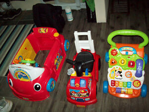 Multiple baby toys for sale