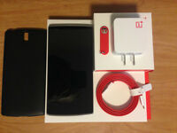 One Plus One OPO 64gb Brand New with Case Unlocked Cell Phone