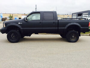 2006 Lifted F250 King Ranch Diesel