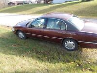 1997 Buick Park Avenue ultra Sedan