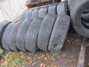 275/70/R/18 Winter Tires; Good Tread, $40 each, 4/$150 Prince George British Columbia image 1