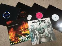 "6 wicked 12"" vinyl DNB drum n bass records £20"