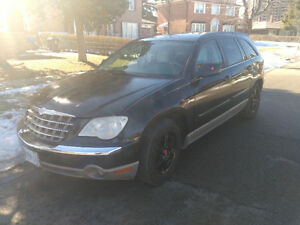 2007 Chrysler Pacifica Good