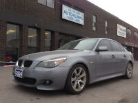 "2004 BMW 5-Series 545i "" M SPORT PACKAGE ""AUTOLINKS 416-743-5465"