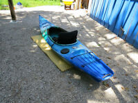 "Kayak  Jackson "" Ibis "" in Earth colours"