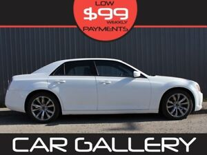 2014 Chrysler 300 S w/Leather, PanoRoof, Navi $99/Wkly YOU'RE AP