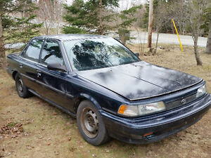 1991 Camry For Parts