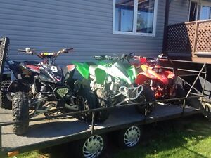 2012 YFZ450   Make offer. Would love gone