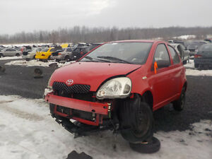 2004 Toyota Echo Now Available At Kenny U-Pull Cornwall