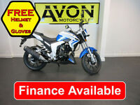 Lexmoto Venom 125cc Learner Legal Commuter Motorcycle / Motorbike