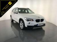 2013 63 BMW X1 SDRIVE20D EFFICIENT DYNAMICS 1 OWNER SERVICE HISTORY FINANCE PX
