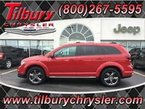2015 Dodge Journey Crossroad 7 Passenger