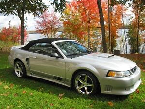 2000 Ford Mustang SALEEN S-281 Cabriolet