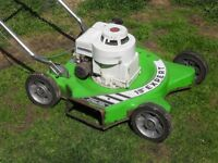 """19"""" lawnmower 3.5 hp. briggs"""