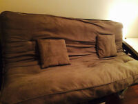 Futon - Very clean and great condition