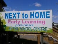 Next to Home Early Learning and Afterschool Center