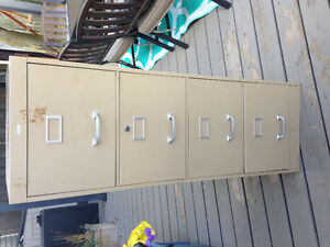 File cabinet-4 drawer
