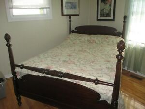 Antique Double Bed For Sale