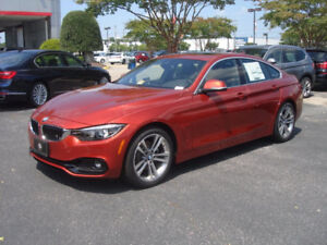 2018 Bmw 430i grand coup, for this price it won't stay for long