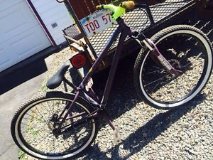 PURPLE NORCO BIKE FOR SALE! GREAT CONDITION!