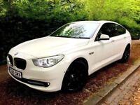 **MASSIVE SPEC** 2010 BMW 530D GT GRAN TOURISMO 3.0 SE AUTOMATIC AUTO WHITE