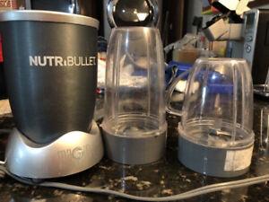 NutriBullet Magic Bullet Blender