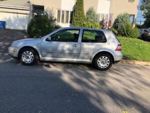 VW GTI  2001