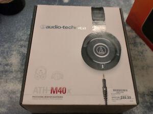 écouteur de monitoring audio-technica pour 99.99$!!!(Z021175)
