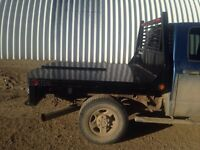 Circle D truck flat bed for sale