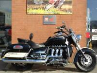 TRIUMPH ROCKET 111 TOURING NATIONWIDE DELIVERY