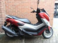 2018 Yamaha NMAX 125 ABS Scooter - NOW WITH 3 YEARS 0% FINANCE