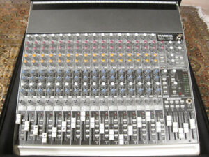 Mackie 1604 VLZ-3 Mic/Line 16-channel Mixer 1604VLZ3 & Case