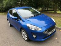 2020 Ford Fiesta 1.0 EcoBoost Hybrid mHEV 125 Titanium X 5dr HATCHBACK Petrol Ma