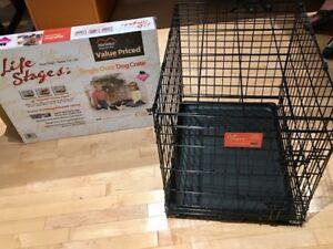 Peite cage pour chien
