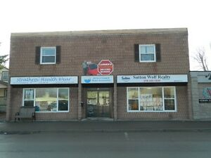 2nd Floor Office Downtown Strathroy