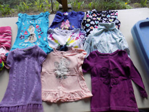 Girl's clothing Lot Size 3