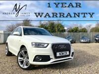2012 AUDI Q3 2.0TDI QUATTRO S-TRONIC AUTO S-LINE PLUS ☆ BEST IN UK ☆ AMAZING CAR