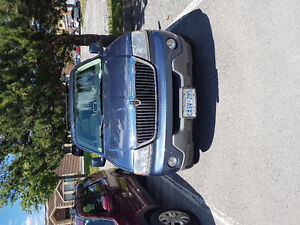 2003 Lincoln Aviator Premim SUV, Crossover