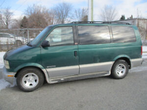 gmc safari (chevrolet astro),7 p,$1000.00,  450 763 2220