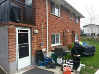 1 BED APT ON KINGSWAY-AVAILABE JUNE OR JULY-LARGE YARD-LAUNDRY
