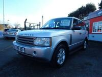 2005 Land Rover Range Rover 3.0 Td6 VOGUE 4dr Auto Service history,3 keepers,...