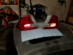 2001-2005 Honda civic taillights