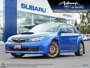 2008 Subaru STI Sti Tech Hatchback