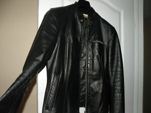 Motocycle Leather Jacket