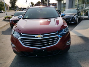 2018 Chevrolet Equinox Premier Lease Takeover