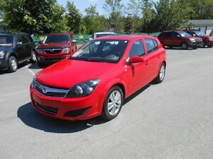 2008 SATURN ASTRA XE HATCHBACK 3 YEAR WARRANTY INCLUDED