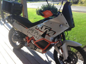 KTM 990 ADVENTURE **IMPECABLE**